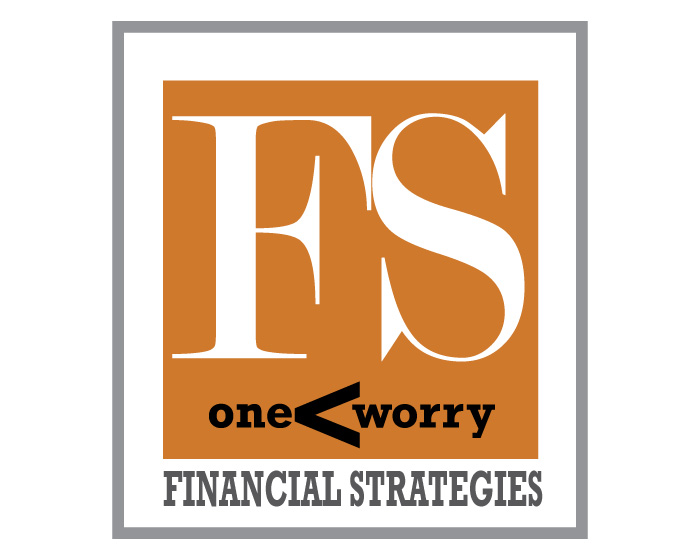 Logo Design by Diana Roder - Entry No. 79 in the Logo Design Contest Creative Logo Design for FS - One Less Worry.