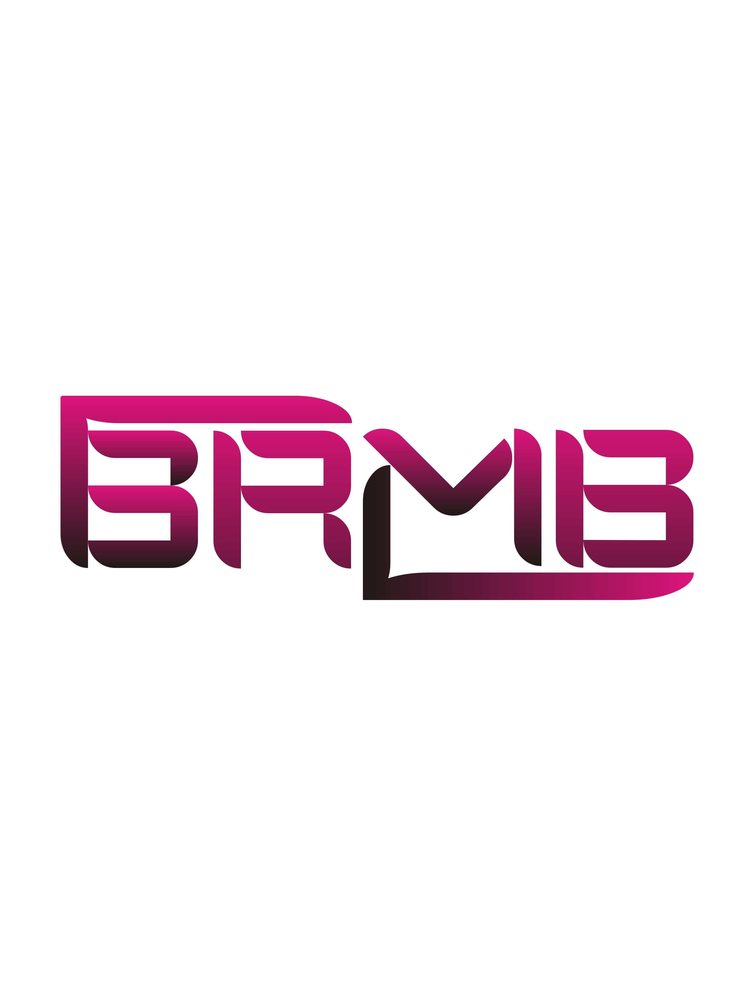 Logo Design by RadenMas JoyoDinengrat - Entry No. 48 in the Logo Design Contest Fun Logo Design for BRMB.