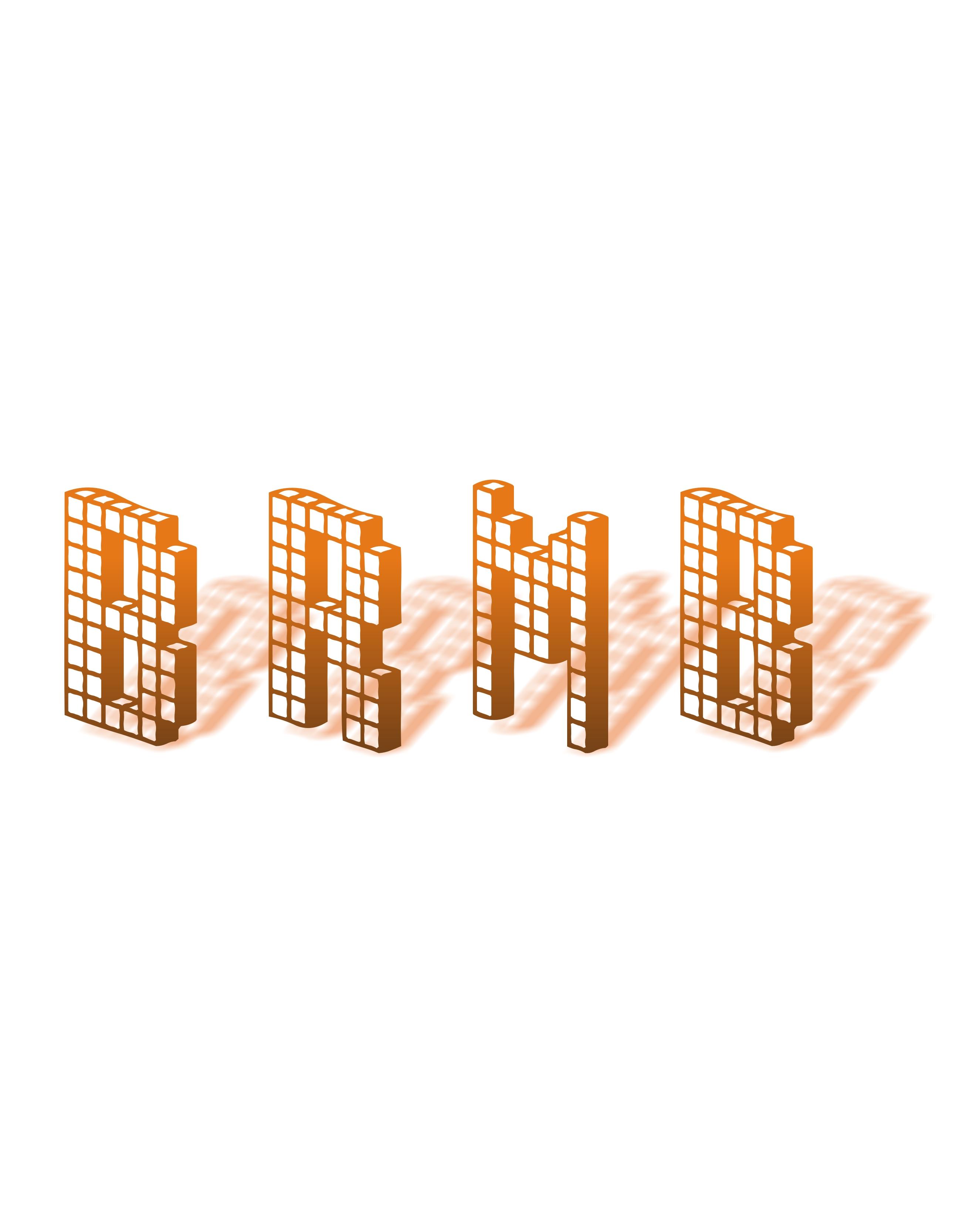 Logo Design by RadenMas JoyoDinengrat - Entry No. 51 in the Logo Design Contest Fun Logo Design for BRMB.