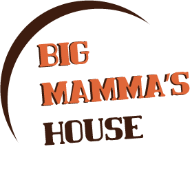 Logo Design by Leah Hicks - Entry No. 73 in the Logo Design Contest Captivating Logo Design for Big Mamma's House.