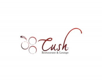 Logo Design by b49us - Entry No. 84 in the Logo Design Contest Cush Restaurant & Lounge Ltd..