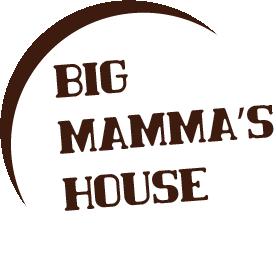 Logo Design by Leah Hicks - Entry No. 74 in the Logo Design Contest Captivating Logo Design for Big Mamma's House.
