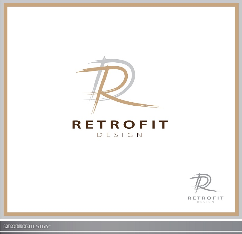 Logo Design by kowreck - Entry No. 1 in the Logo Design Contest Inspiring Logo Design for retrofit design.