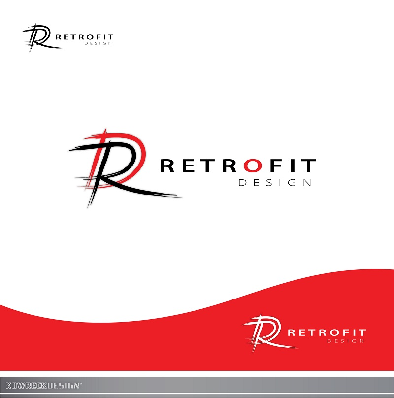 Logo Design by kowreck - Entry No. 3 in the Logo Design Contest Inspiring Logo Design for retrofit design.