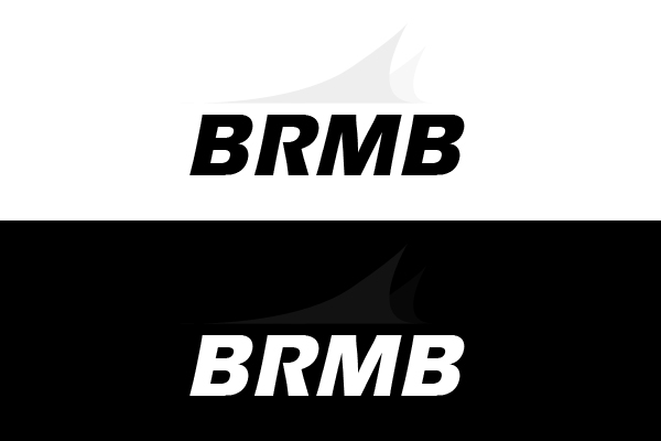 Logo Design by liboy - Entry No. 61 in the Logo Design Contest Fun Logo Design for BRMB.