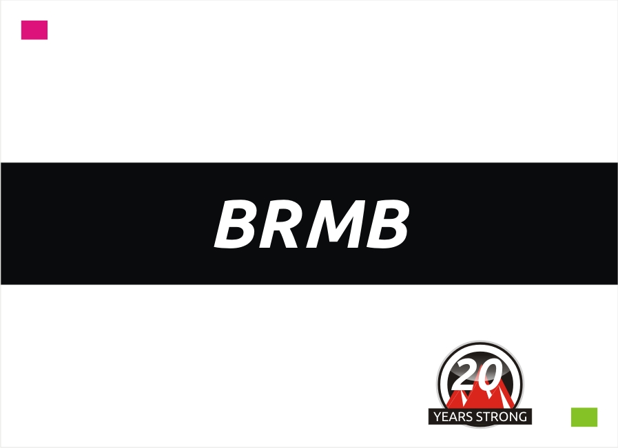 Logo Design by Private User - Entry No. 62 in the Logo Design Contest Fun Logo Design for BRMB.