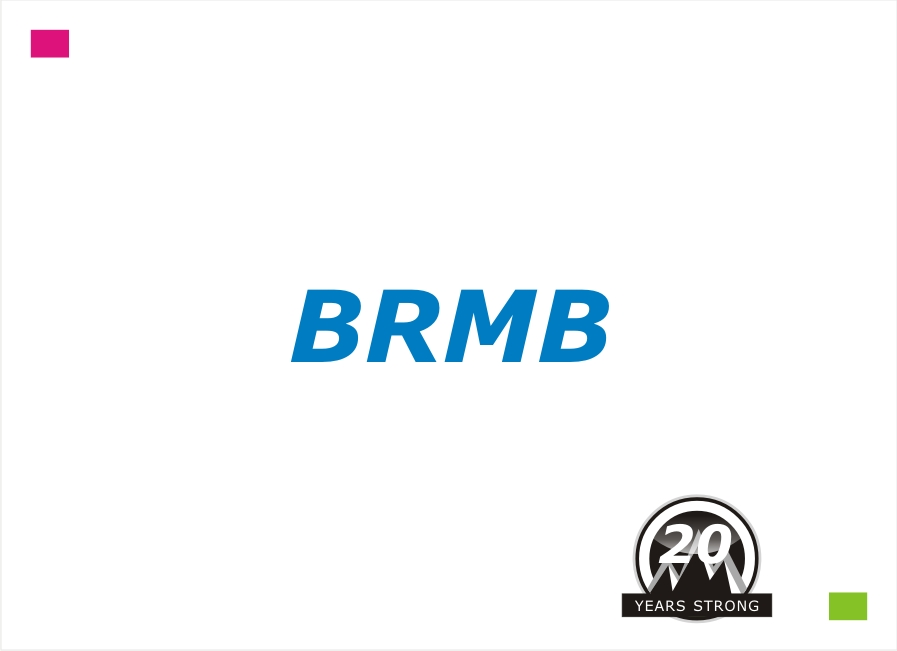 Logo Design by Private User - Entry No. 64 in the Logo Design Contest Fun Logo Design for BRMB.