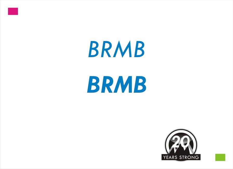Logo Design by Private User - Entry No. 65 in the Logo Design Contest Fun Logo Design for BRMB.