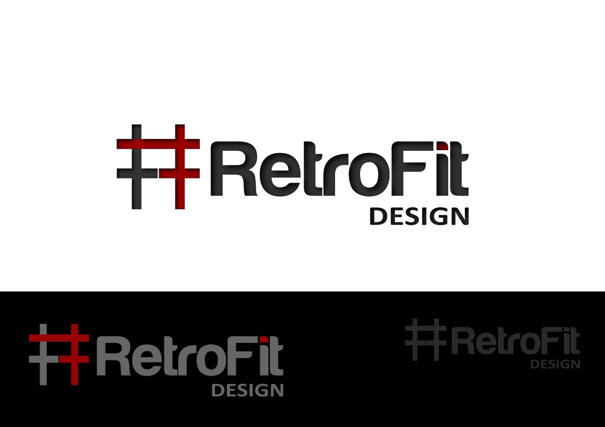 Logo Design by whoosef - Entry No. 5 in the Logo Design Contest Inspiring Logo Design for retrofit design.