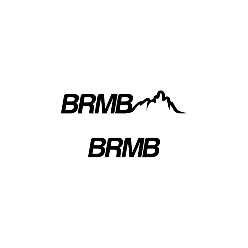 Logo Design by untung - Entry No. 66 in the Logo Design Contest Fun Logo Design for BRMB.