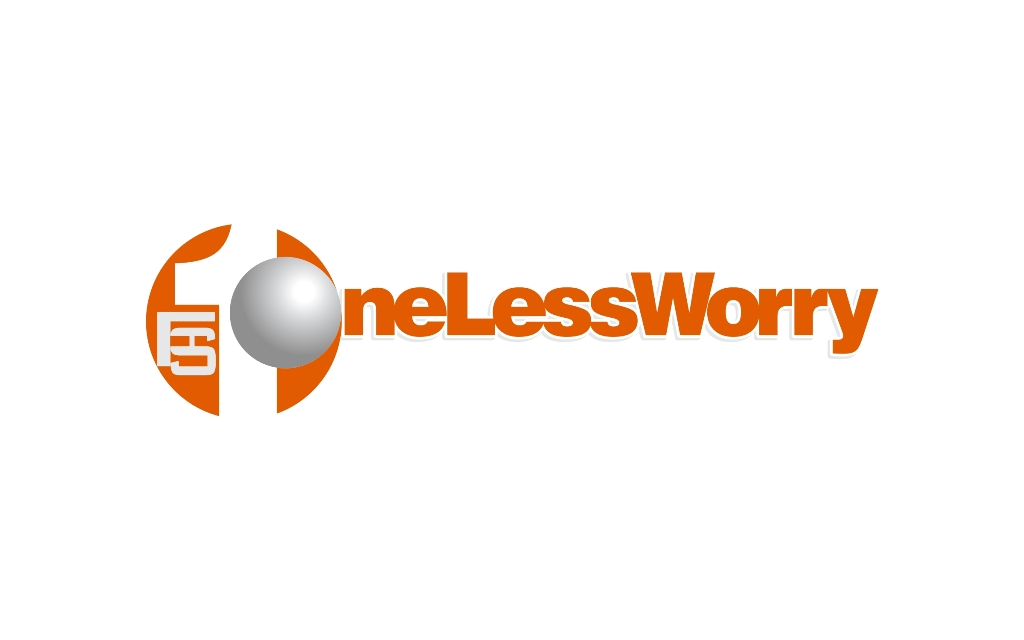 Logo Design by Private User - Entry No. 91 in the Logo Design Contest Creative Logo Design for FS - One Less Worry.