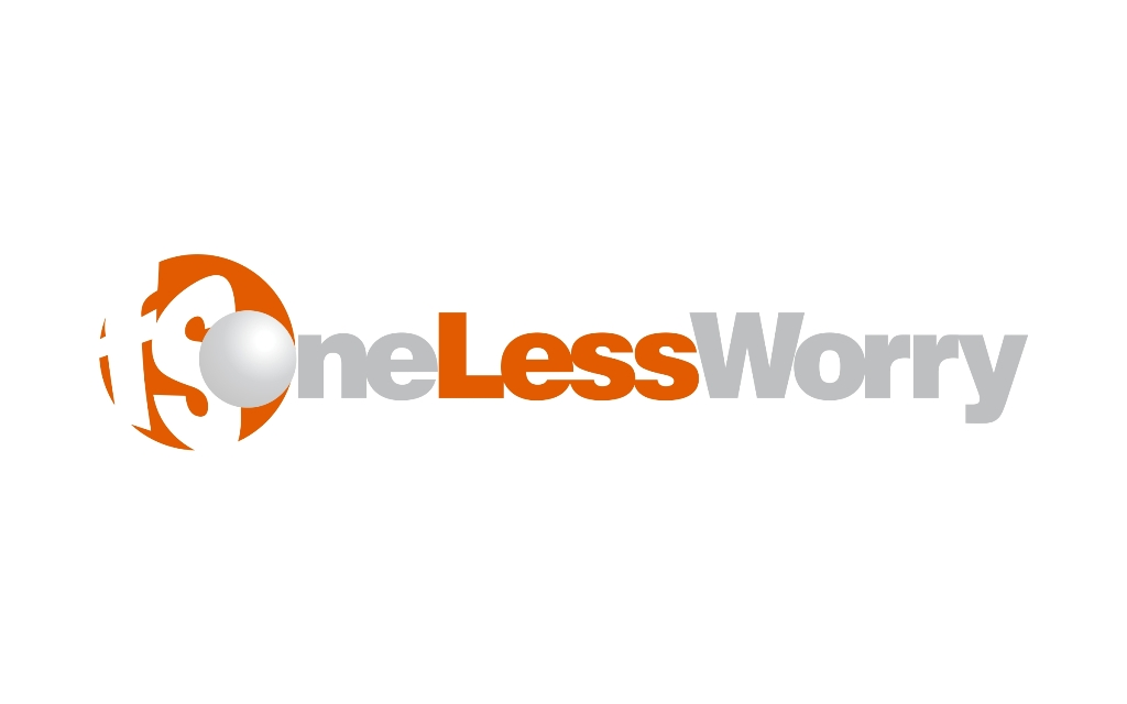 Logo Design by Private User - Entry No. 93 in the Logo Design Contest Creative Logo Design for FS - One Less Worry.