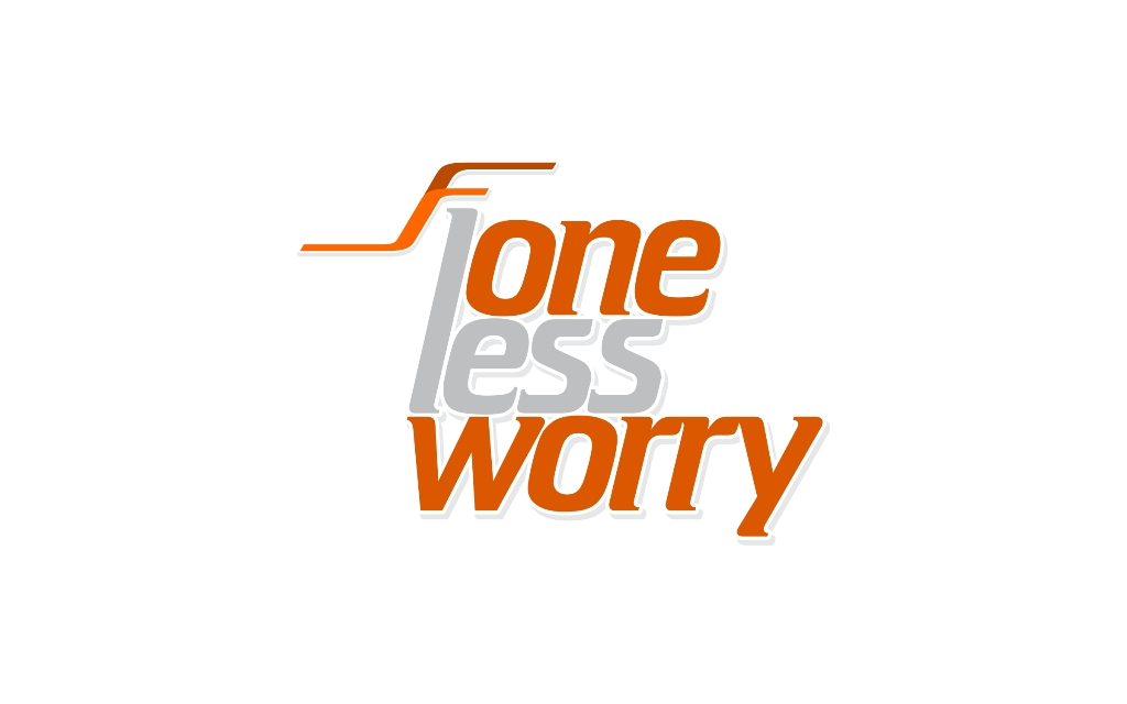 Logo Design by Private User - Entry No. 94 in the Logo Design Contest Creative Logo Design for FS - One Less Worry.