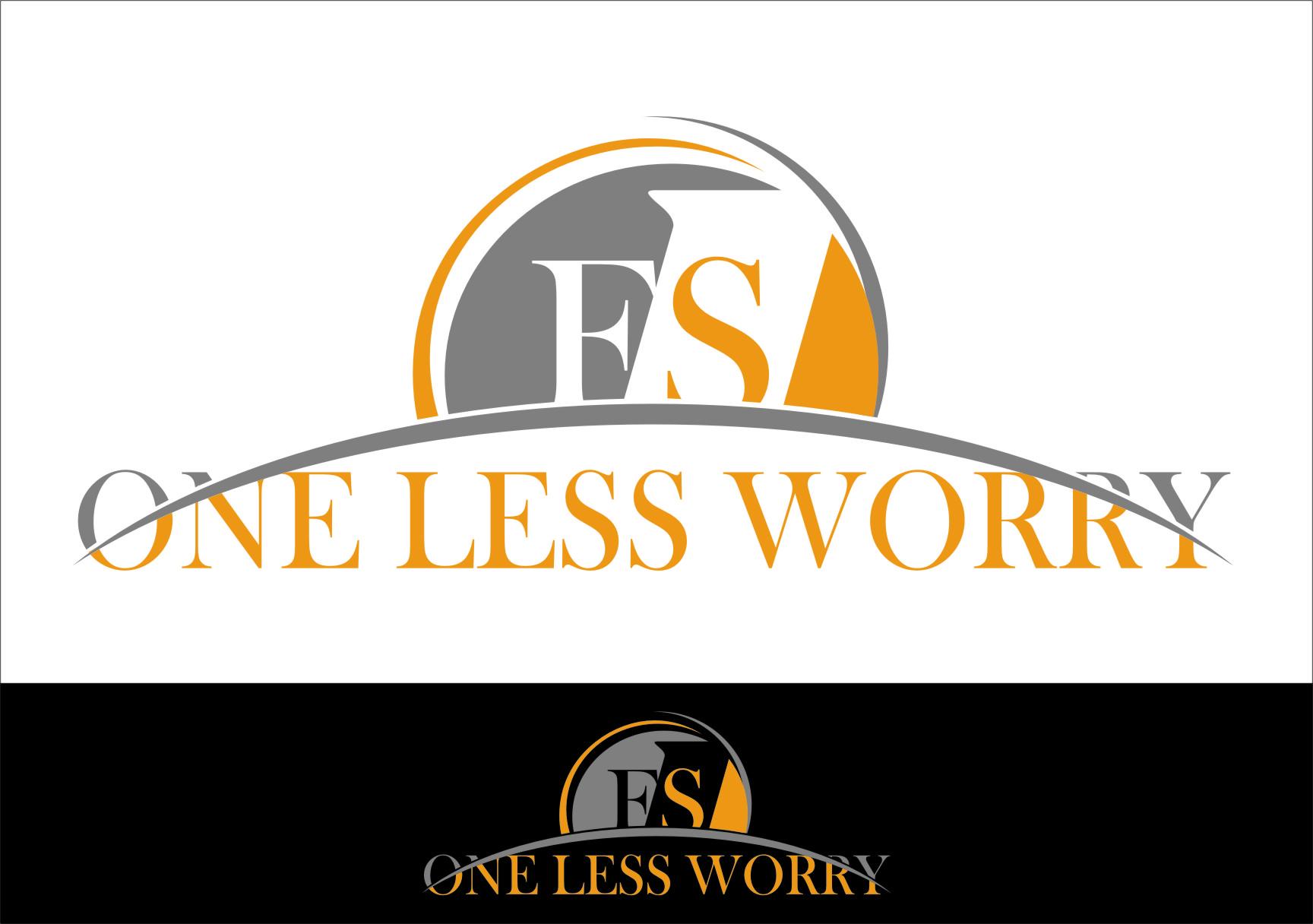 Logo Design by RasYa Muhammad Athaya - Entry No. 96 in the Logo Design Contest Creative Logo Design for FS - One Less Worry.