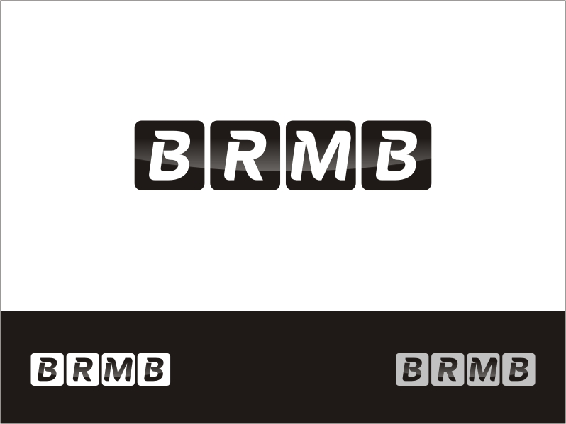 Logo Design by RED HORSE design studio - Entry No. 69 in the Logo Design Contest Fun Logo Design for BRMB.
