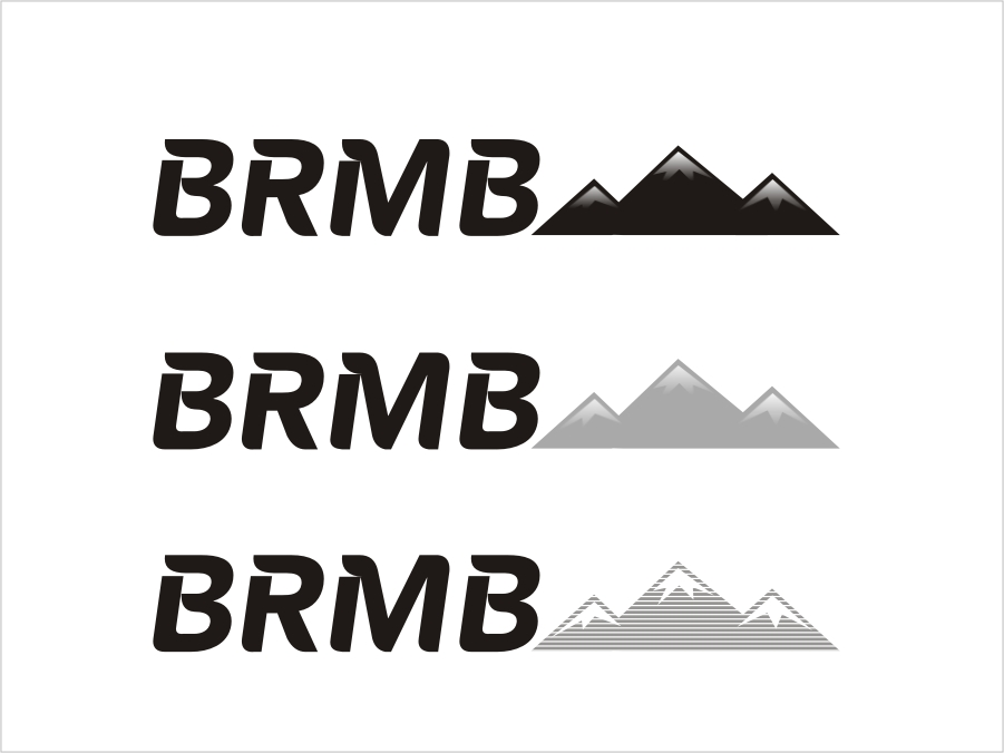 Logo Design by RED HORSE design studio - Entry No. 70 in the Logo Design Contest Fun Logo Design for BRMB.