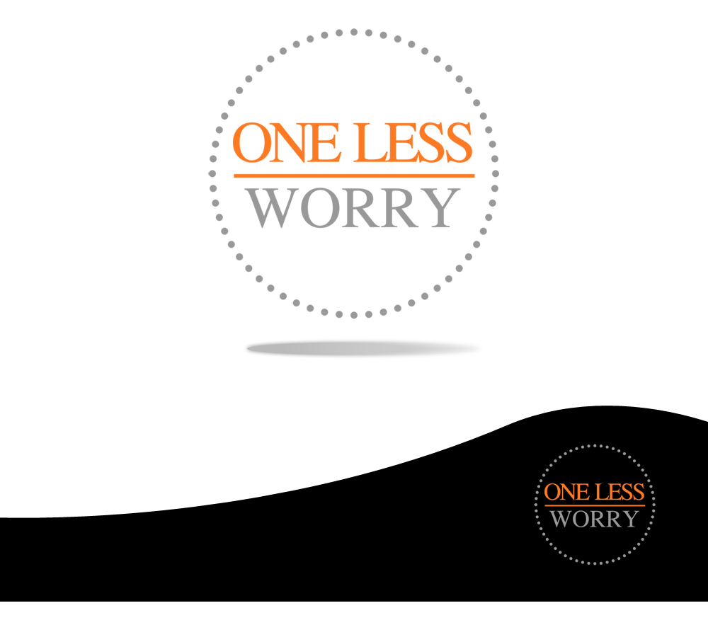 Logo Design by Private User - Entry No. 102 in the Logo Design Contest Creative Logo Design for FS - One Less Worry.