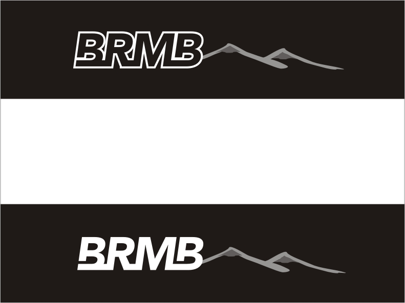 Logo Design by RED HORSE design studio - Entry No. 71 in the Logo Design Contest Fun Logo Design for BRMB.