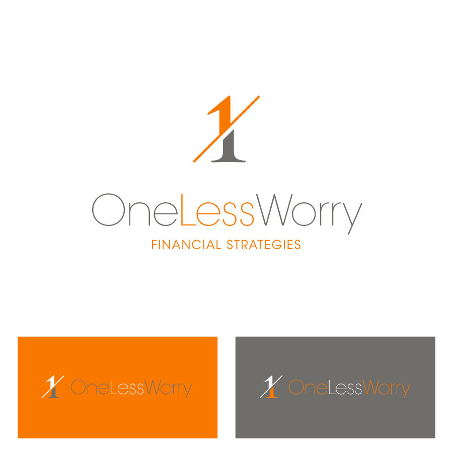 Logo Design by zesthar - Entry No. 103 in the Logo Design Contest Creative Logo Design for FS - One Less Worry.