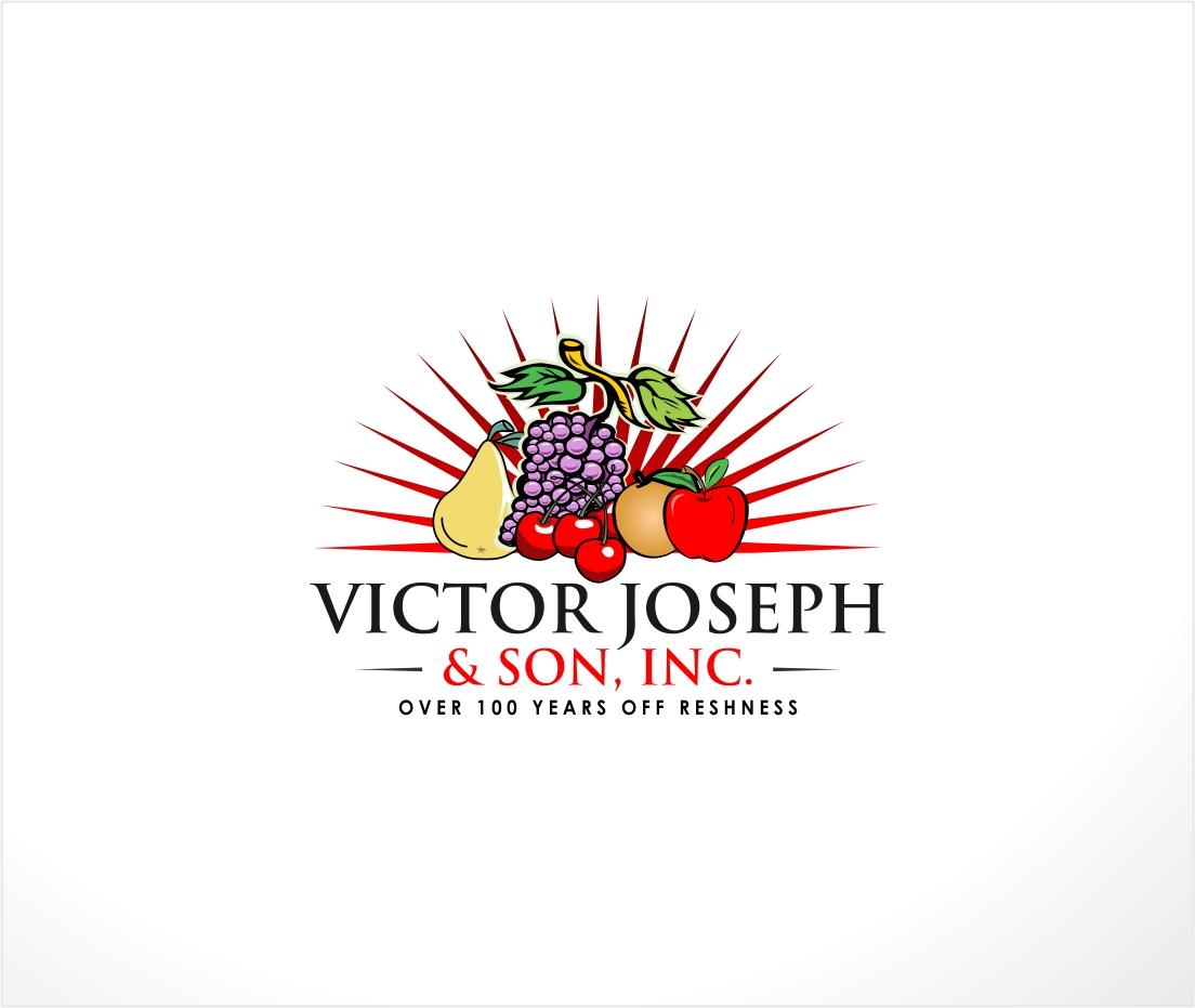 Logo Design by haidu - Entry No. 171 in the Logo Design Contest Imaginative Logo Design for Victor Joseph & Son, Inc..