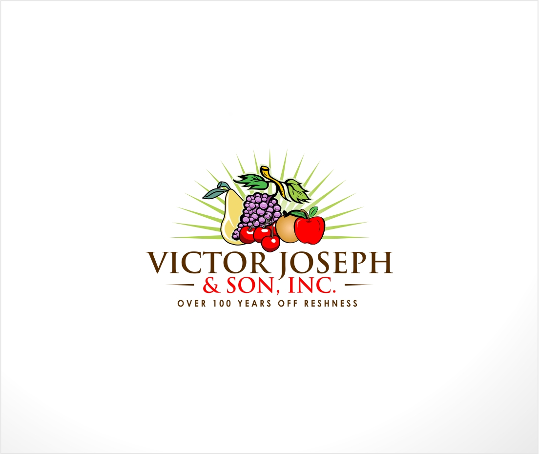 Logo Design by haidu - Entry No. 172 in the Logo Design Contest Imaginative Logo Design for Victor Joseph & Son, Inc..