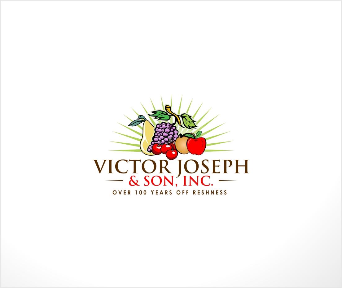 Logo Design by haidu - Entry No. 172 in the Logo Design Contest Imaginative Logo Design for Victor Joseph & Son, Inc..