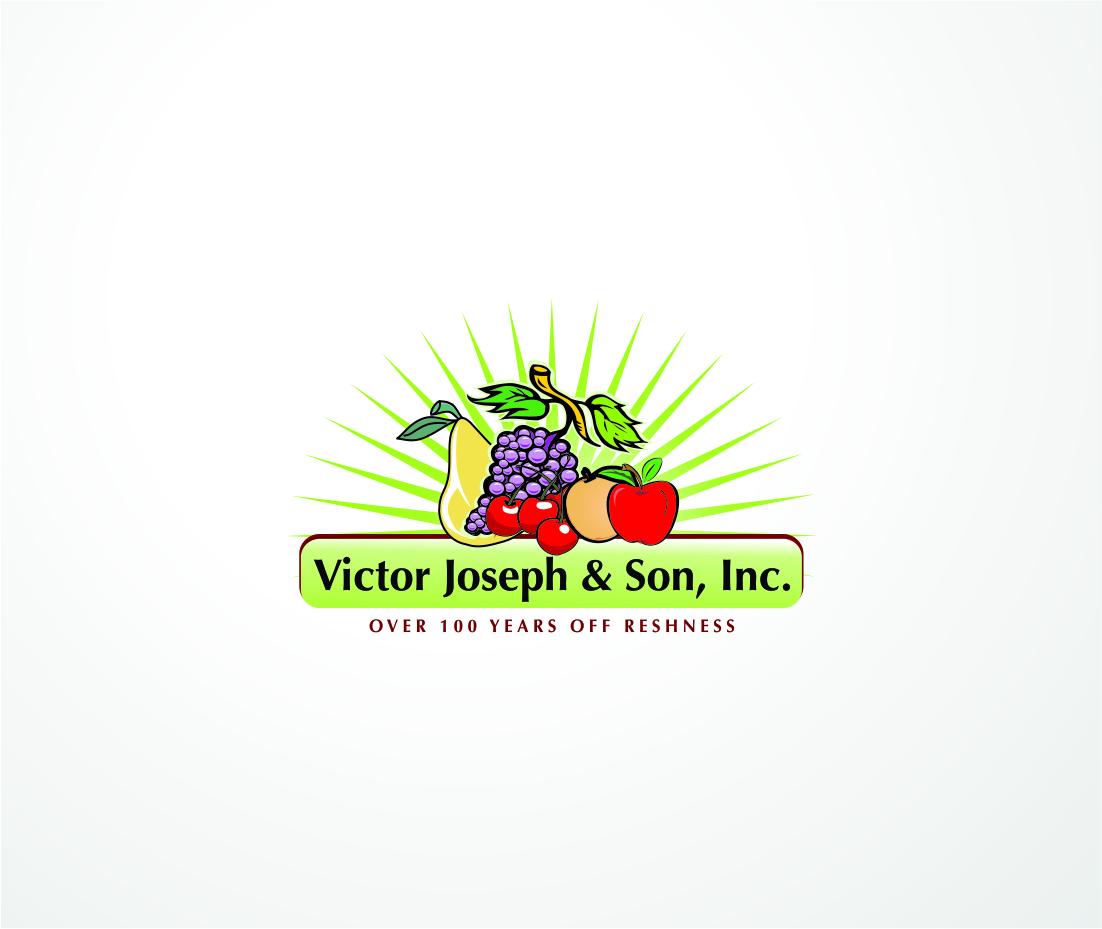 Logo Design by haidu - Entry No. 175 in the Logo Design Contest Imaginative Logo Design for Victor Joseph & Son, Inc..