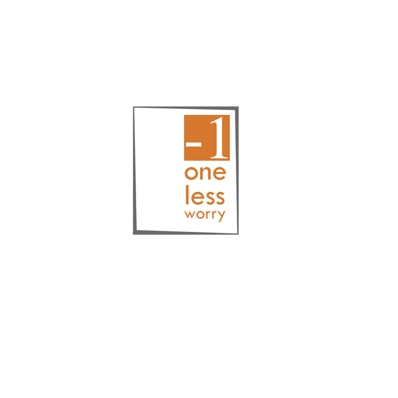 Logo Design by Utkarsh Bhandari - Entry No. 110 in the Logo Design Contest Creative Logo Design for FS - One Less Worry.