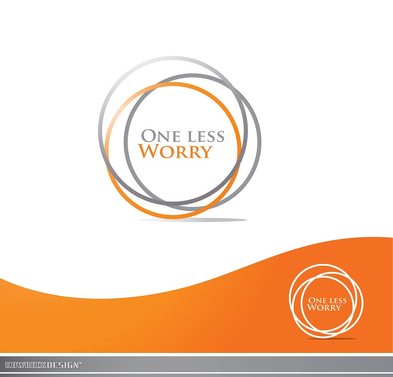 Logo Design by kowreck - Entry No. 114 in the Logo Design Contest Creative Logo Design for FS - One Less Worry.