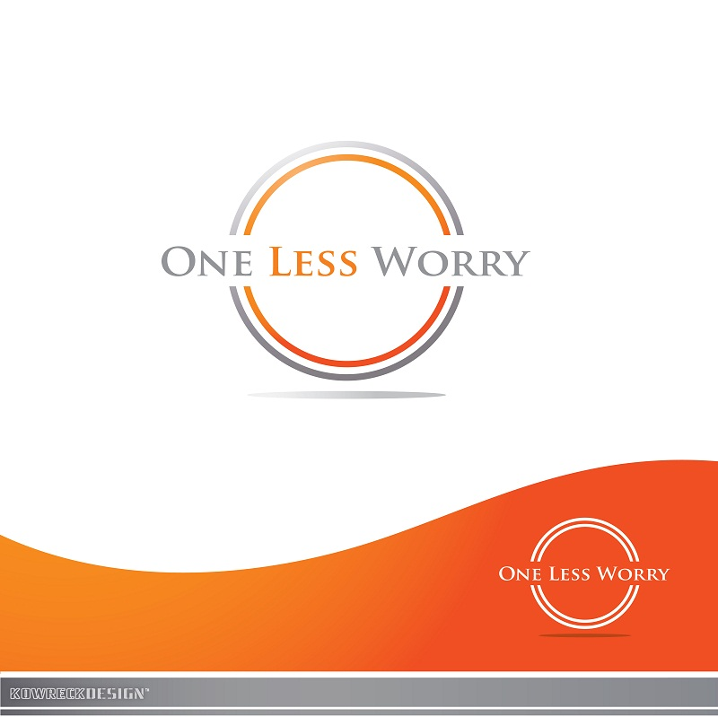 Logo Design by kowreck - Entry No. 116 in the Logo Design Contest Creative Logo Design for FS - One Less Worry.