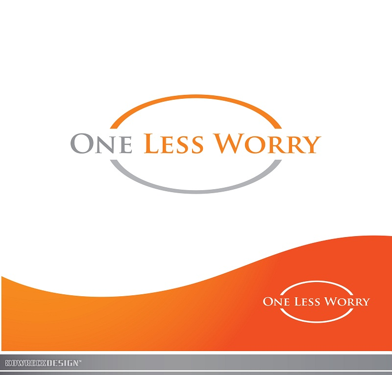 Logo Design by kowreck - Entry No. 120 in the Logo Design Contest Creative Logo Design for FS - One Less Worry.