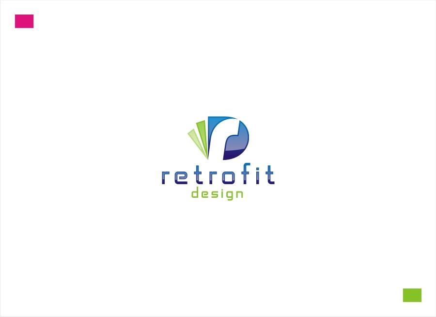Logo Design by Private User - Entry No. 23 in the Logo Design Contest Inspiring Logo Design for retrofit design.