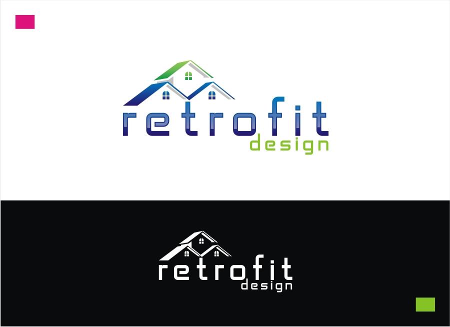 Logo Design by Private User - Entry No. 24 in the Logo Design Contest Inspiring Logo Design for retrofit design.