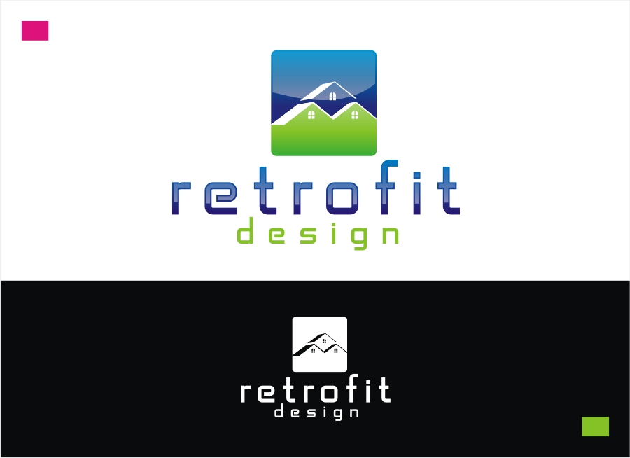 Logo Design by Private User - Entry No. 25 in the Logo Design Contest Inspiring Logo Design for retrofit design.
