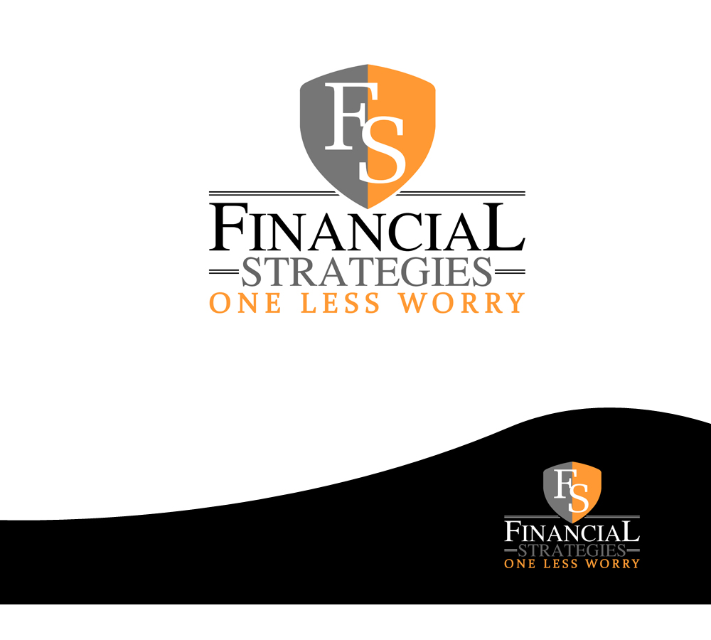 Logo Design by Private User - Entry No. 121 in the Logo Design Contest Creative Logo Design for FS - One Less Worry.