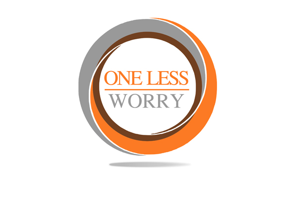 Logo Design by Private User - Entry No. 122 in the Logo Design Contest Creative Logo Design for FS - One Less Worry.