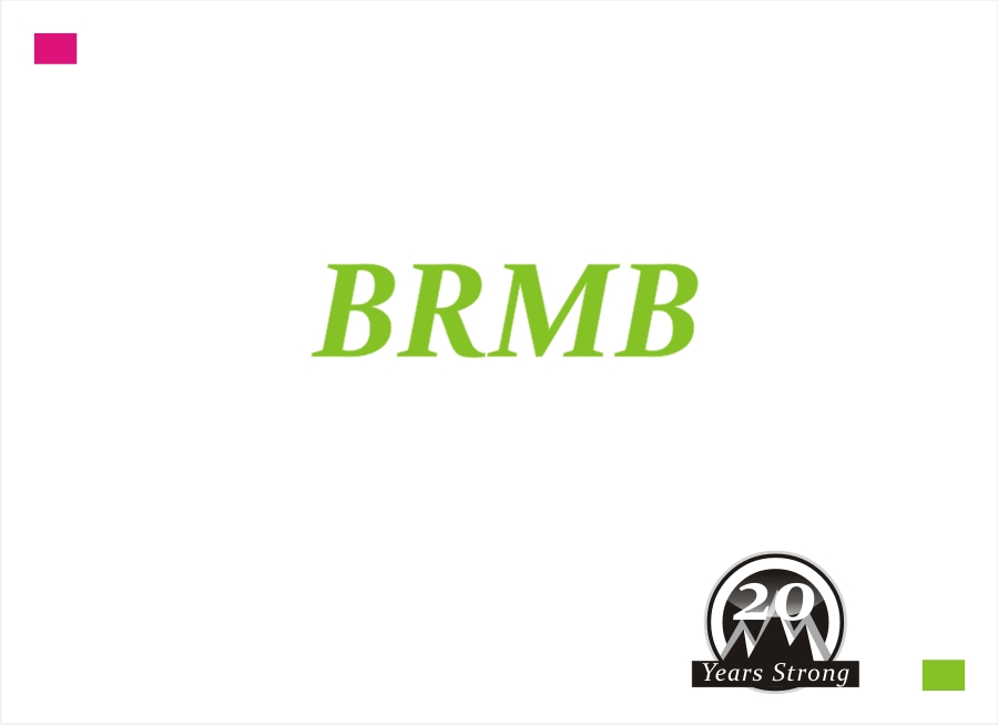 Logo Design by Private User - Entry No. 75 in the Logo Design Contest Fun Logo Design for BRMB.