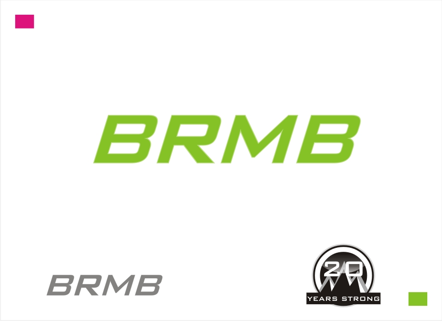 Logo Design by Private User - Entry No. 77 in the Logo Design Contest Fun Logo Design for BRMB.
