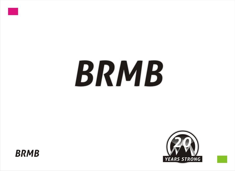 Logo Design by Private User - Entry No. 78 in the Logo Design Contest Fun Logo Design for BRMB.