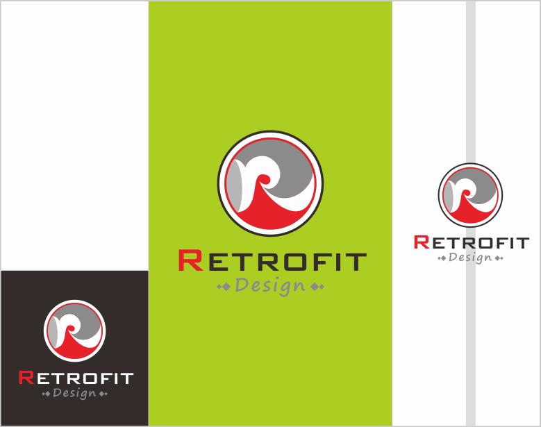 Logo Design by Armada Jamaluddin - Entry No. 32 in the Logo Design Contest Inspiring Logo Design for retrofit design.