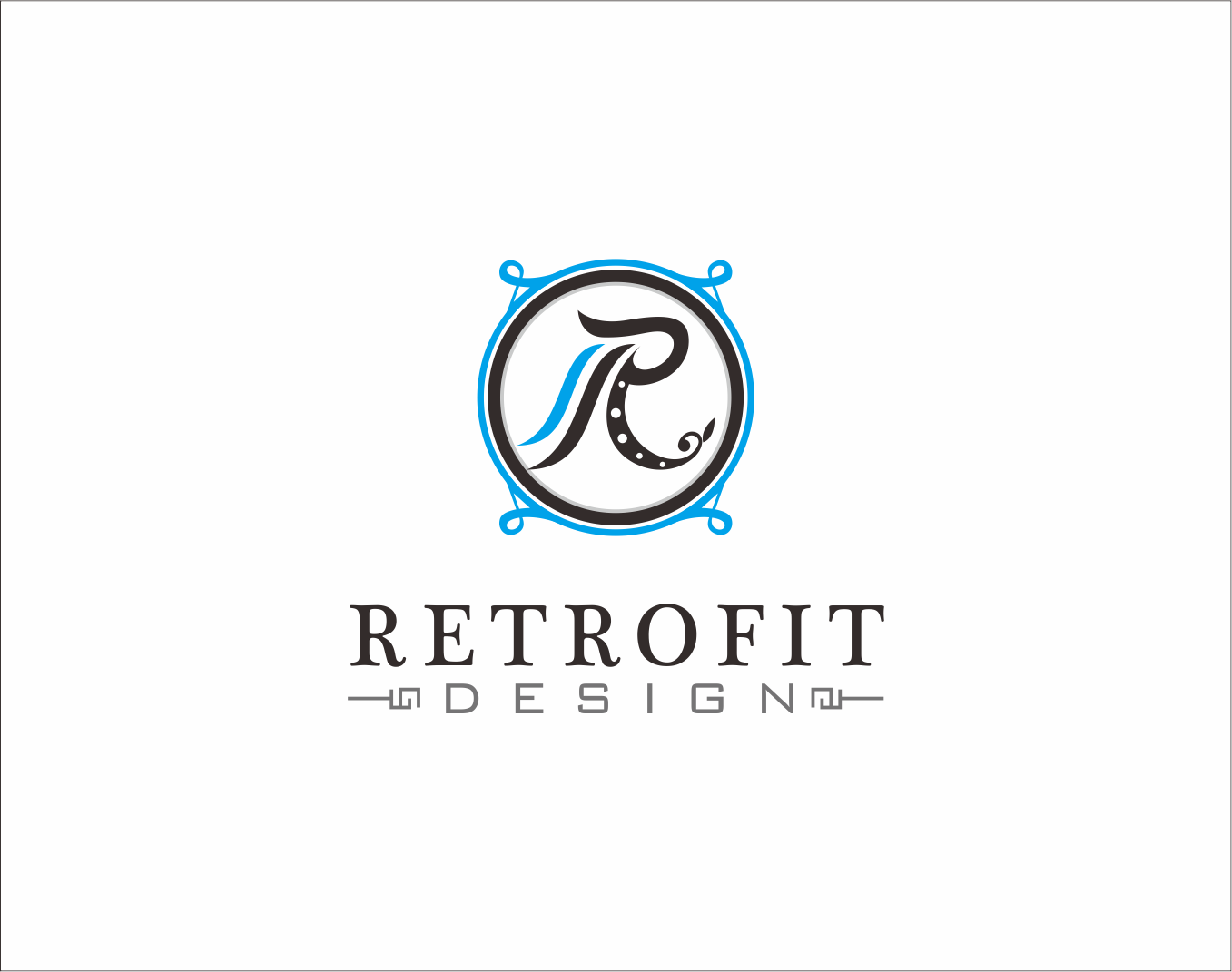 Logo Design by Armada Jamaluddin - Entry No. 33 in the Logo Design Contest Inspiring Logo Design for retrofit design.