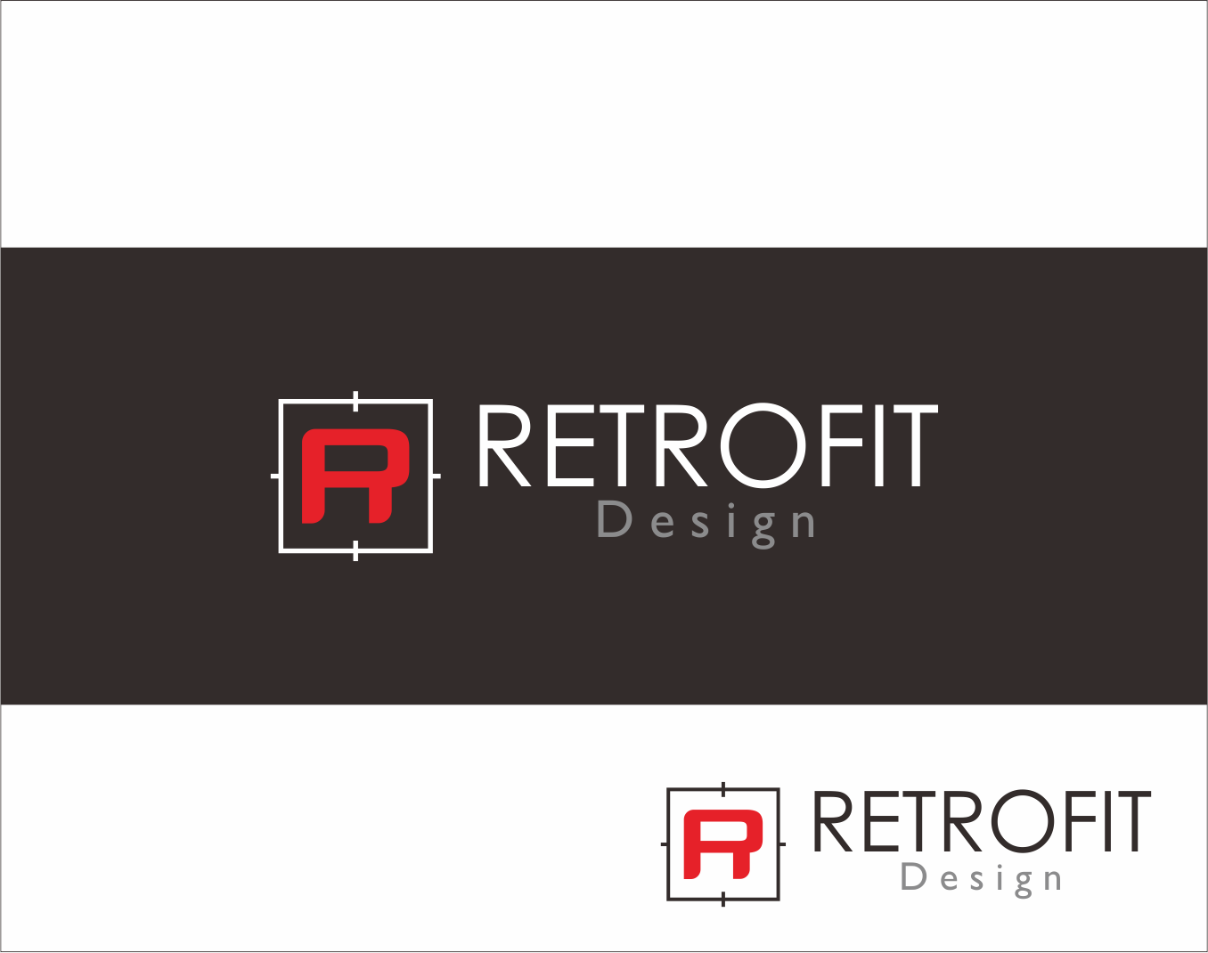 Logo Design by Armada Jamaluddin - Entry No. 34 in the Logo Design Contest Inspiring Logo Design for retrofit design.