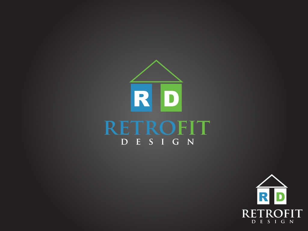 Logo Design by Jagdeep Singh - Entry No. 35 in the Logo Design Contest Inspiring Logo Design for retrofit design.