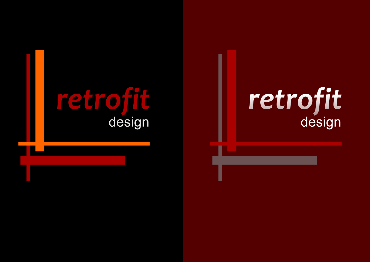 Logo Design by whoosef - Entry No. 38 in the Logo Design Contest Inspiring Logo Design for retrofit design.