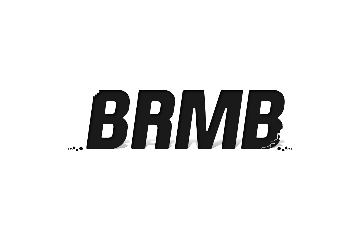 Logo Design by whoosef - Entry No. 81 in the Logo Design Contest Fun Logo Design for BRMB.