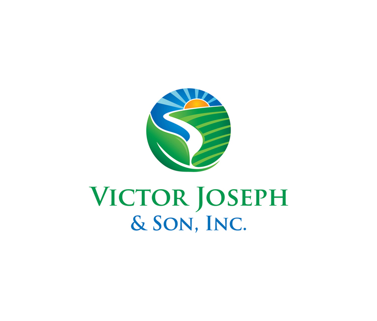 Logo Design by Nazim - Entry No. 179 in the Logo Design Contest Imaginative Logo Design for Victor Joseph & Son, Inc..