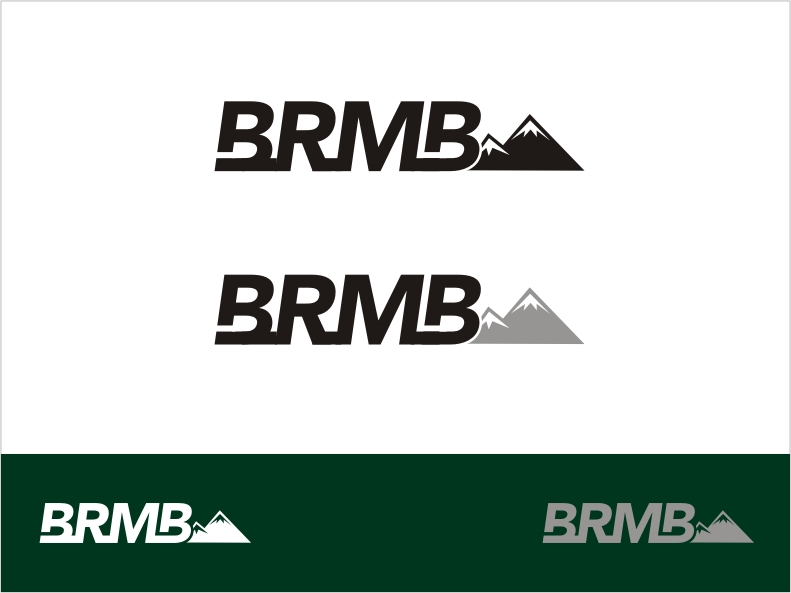 Logo Design by RED HORSE design studio - Entry No. 85 in the Logo Design Contest Fun Logo Design for BRMB.