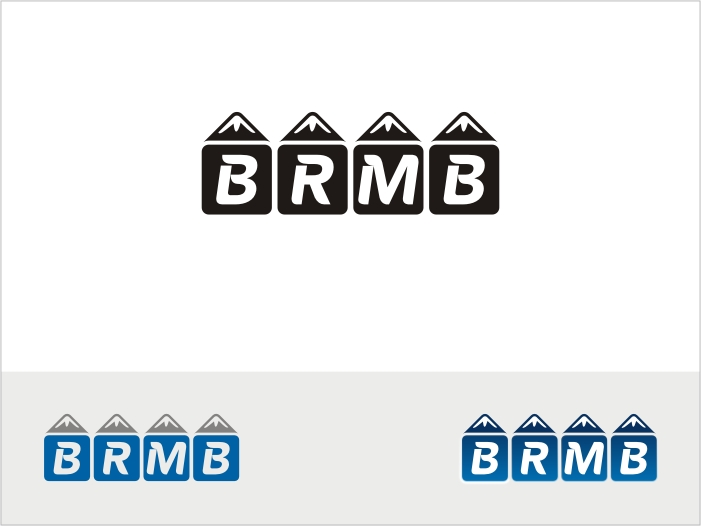 Logo Design by RED HORSE design studio - Entry No. 88 in the Logo Design Contest Fun Logo Design for BRMB.