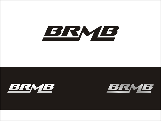 Logo Design by RED HORSE design studio - Entry No. 91 in the Logo Design Contest Fun Logo Design for BRMB.