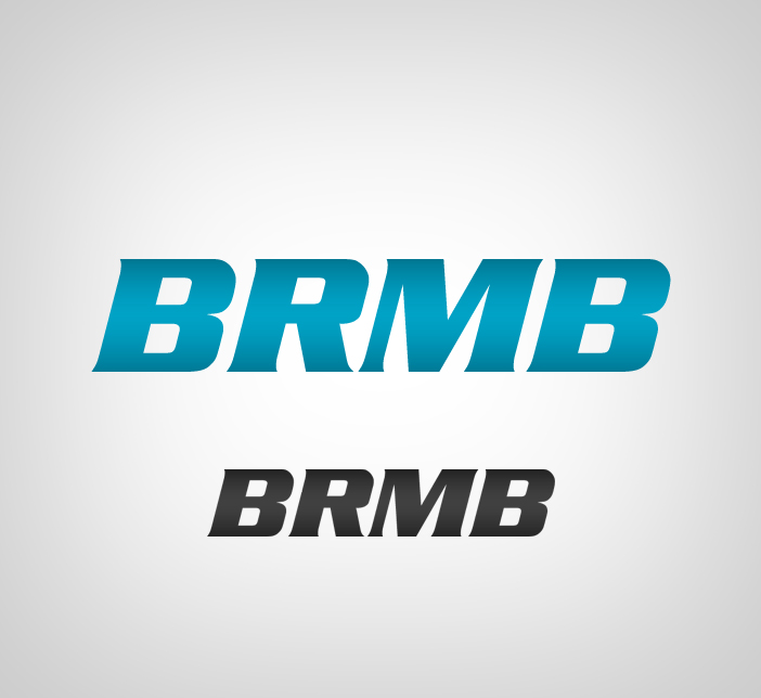 Logo Design by nausigeo - Entry No. 94 in the Logo Design Contest Fun Logo Design for BRMB.